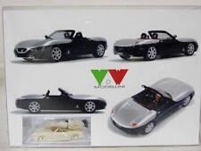 Yow 018 1/43 Honda Argento Vivo Pininfarina Concept Resin Handmade Model Kit