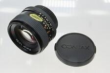 CARL ZEISS PLANAR T* 1,4/50mm CONTAX MOUNT TOP!!