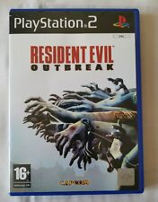 Playstation 2 - Resident Evil: Outbreak 2004 (16+)