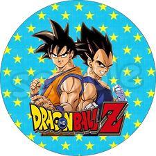 Dragon Ball Z Anime Essbar Tortenbild Aufleger NEU Party Deko Feier Geburtstag