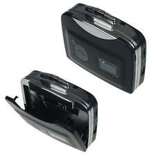 Portable Cassette Tape to Audio MP3 Format Converter to USB Flash Drive Cassette