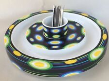 Contemporary Dots Ritzenhoff Athena Sieger Design Olive Hors D'oeuvre Dish Set