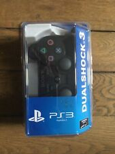 Manette / Controller PS3 Dualshock 3 Sealed/ Neuf Sous blister Officiel Sony