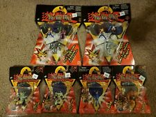 Yugioh Mattel 2002 SET OF 10 Series #1 564XX Collectible Rare Figures