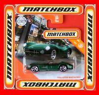 MATCHBOX 2020   1956 ASTON MARTIN DBR1   73/100   NEU&OVP