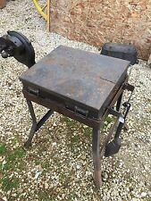 US Calvary Portable Blacksmith Coal Forge Early 1900's Can Ship UPS Price Firm