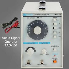 Low Frequency New Digital Signal Generator Audio Tag 101 Sinesquare