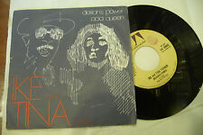 "IKE&TINA TURNER""ACID QUEEN/DELILAH'S POWER-disco 45 giri UA Italy 1975"""