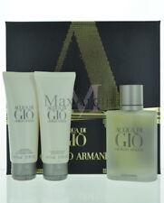 Giorgio Armani Acqua Di Gio Gift Set  3 Piece Gift Set For Men