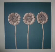Next green floral wall hanging