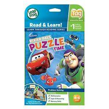 LeapFrog TAG Book: Disney-Pixar Pals Puzzle Time