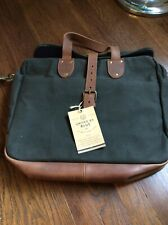 NOS  With Tags United By Blue Lakeland Laptop Bag Dark Green