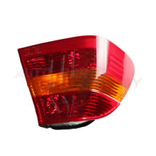 Left Red LED Clear Tail Wing Light For BMW E46 3 Series 325i 325xi 330i 2002-05