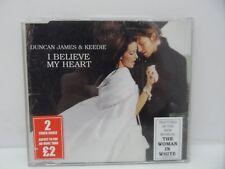 I Believe My Heart Pt.1 (2 Tracks) [Single] by Keedie/Duncan James (CD,...