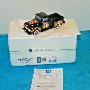 Hamilton Collection USMC F-100 Truck #0253 Limited Edition