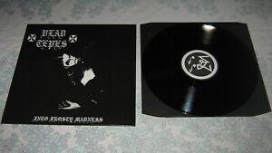 """VLAD TEPES """"Into Frosty Madness"""" LP 2013  mutiilation peste noire"""