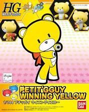 Gundam Build Fighters Hg Beargguy #03 Petit'Gguy Winning Yellow Model Kit