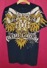 Extreme Couture The Natural Randy Couture MMA UFC Graphic TShirt Mens Sz Medium