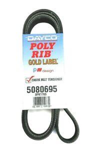 Serpentine Belt Dayco 5080695 8PK1765