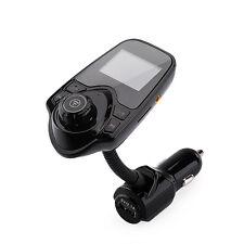 LCD Bluetooth Car Kit MP3 Player USB FM Transmitter Charger Modulator Handsfree