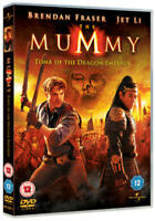 The Mummy: Tomb of the Dragon Emperor [DVD] Movie UK New Gift Idea