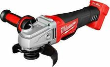 """Milwaukee 2780-20 M18 FUEL 4-1/2"""" 5"""" Angle Grinder Paddle Switch Bare Tool Only"""