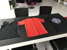 NEU WIE NEU 3 Stück HUGO / D&G Dolce & Gabbana / CAVALLI Herren Men's Shirts M-L