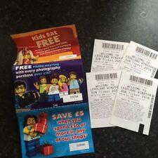 London 4 Theme Park Tickets