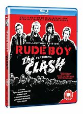The Clash: Rude Boy - Collectors Edition - Blu ray NEW & SEALED