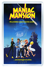 MANIAC MANSION PC FRIDGE MAGNET IMAN NEVERA