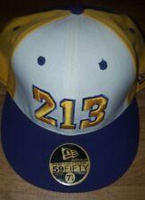 Sombreros ajustada New Era Lakers para hombres  ff89e93be89