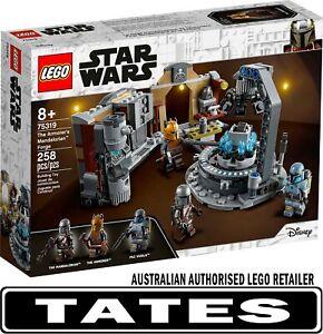 LEGO 75319 The Armorer's Mandaloria Forge - Star Wars from Tates Toyworld