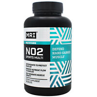 MRI NO2 SPORTS MULTI - 90 Caplets - Multivitamin MUSCLE VITAMINS - SALE