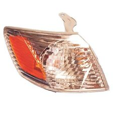 New Right Corner Light - Fits 2000-2001 Toyota Camry Turn Signal Passenger Side