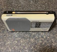 Sony Icf-760 Portable Radio FM/AM