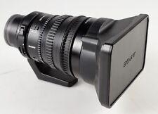 Sony G-Series 28-135mm f/4 FE PZ G OSS Lens