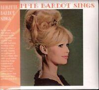 Brigitte Bardot -  Sings - (1963) CD Album auf Lilith 2007
