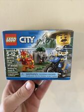 LEGO® City Off-Road Chase 60170 town NEW police motorcycle crook FREE SHIPPING
