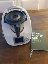 Vorwerk Folleto Bimby TM 5 Robot da Cucina - Bianco