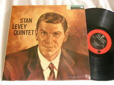 STAN LEVEY Quintet Conte Candoli Richie Kamuca Lou Levy Monte Budwig LP