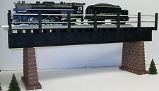 O SCALE MODEL RAILROAD GIRDER BRIDGE MODEL TRAIN LAYOUT
