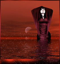 BEAUTIFUL EROTIC-VERY SEXUAL Carpathian Vampire.  ~SEE WHAT SHE CAN OFFER!