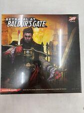 Betrayal at Baldur's Gate Board Game - New