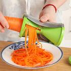 Spiralschneider Gemüseschäler Schäler Spezialmesser Gemüsestreifen Slicer Cutter