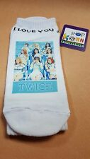 TWICE KPOP PHOTO Unisex Cotton Low Ankle Socks Kpop Gift Sealed New