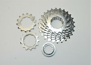 SHIMANO CS-HG HYPERGLIDE 13-26 TOOTH BICYCLE 8 SPEED CASSETTE
