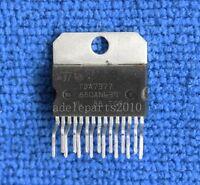10Pcs TDA7377 Dual//Quad Power Amplifier Zip ha