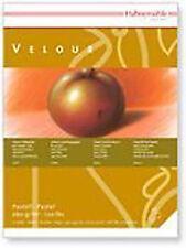 Hahnemuhle Velour Pastel Paper Pad - Mixed Colour 36x48cm