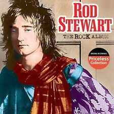 The Rock Album by Rod Stewart (CD, Mar-2006, Collectables)
