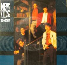 "NEW KIDS ON THE BLOCK tonight/hold on SP45T 7"" 1990 EX+"